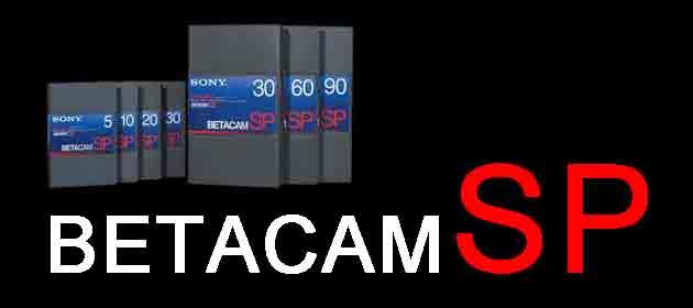Jual Kaset Sony Betacam SP di Jakarta
