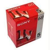 Jual Kaset Sony Mini DV di Jakarta