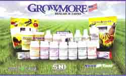 Distributor Pupuk Daun Growmore di Indonesia