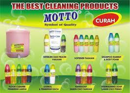 Distributor Sabun Curah Motto