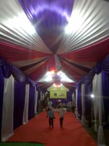 Jasa Dekorasi Pelaminan Murah di Cengkareng Jakarta Barat