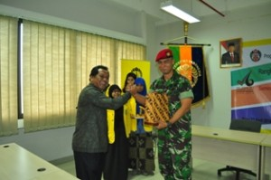 Kopassus dan Mahasiswa Universitas Indonesia
