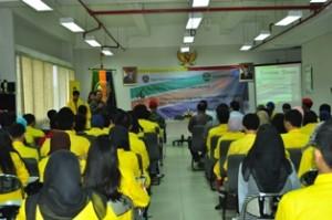 Seminar Kopassus dan Mahasiswa Universitas Indonesia